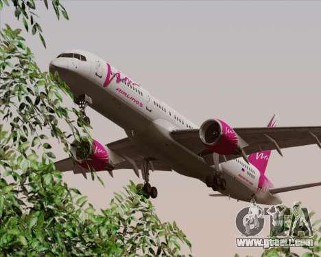 Boeing 757-230 VIM Airlines (VIM) for GTA San Andreas engine