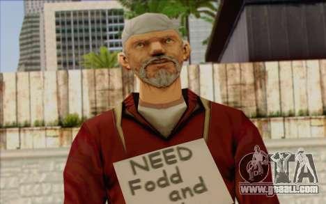 Squad member AI Skin 1 for GTA San Andreas