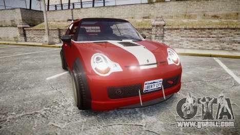 GTA V Weeny Issi Tuned for GTA 4