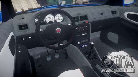 Subaru Impreza WRC 1998 SA Competio for GTA 4 back view
