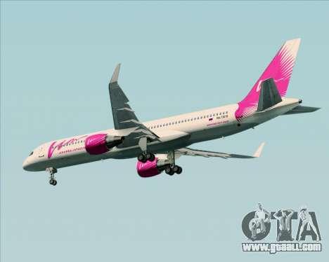 Boeing 757-230 VIM Airlines (VIM) for GTA San Andreas wheels