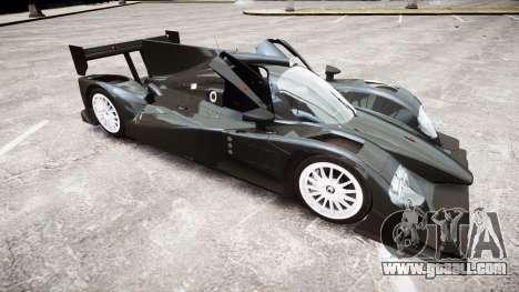 Lola B12-80 for GTA 4 inner view