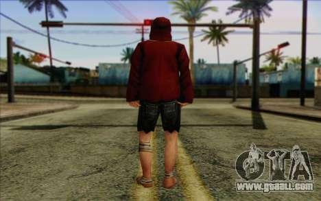 Squad member AI Skin 2 for GTA San Andreas second screenshot