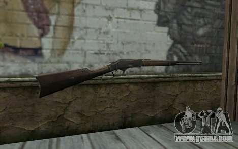 Winchester 1873 v1 for GTA San Andreas second screenshot