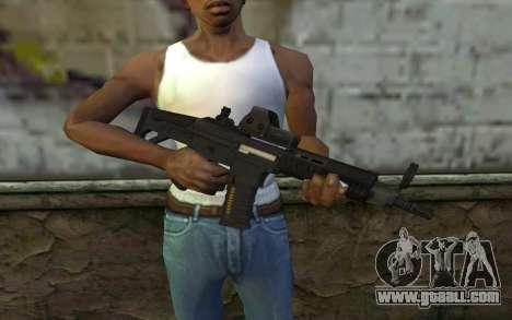 LK-05 v2 for GTA San Andreas third screenshot