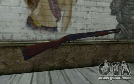 Ithaca Mod. 37 for GTA San Andreas second screenshot