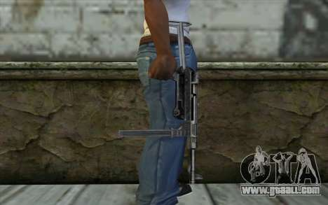 MP-40 from Day of Defeat for GTA San Andreas third screenshot