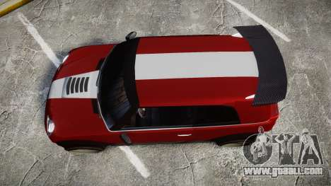 GTA V Weeny Issi Tuned for GTA 4 right view