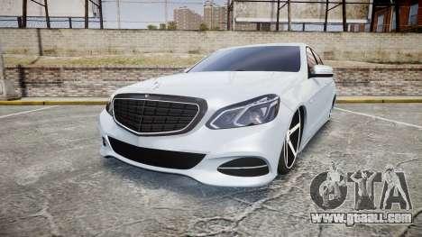 Mercedes-Benz E63 W213 AMG 2014 Vossen for GTA 4