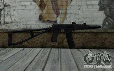 SR-3M Vortex v2 for GTA San Andreas second screenshot