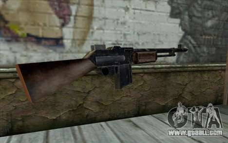BAR-1918 from Day of Defeat for GTA San Andreas second screenshot