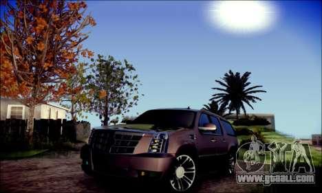 Cadillac Escalade Ninja for GTA San Andreas
