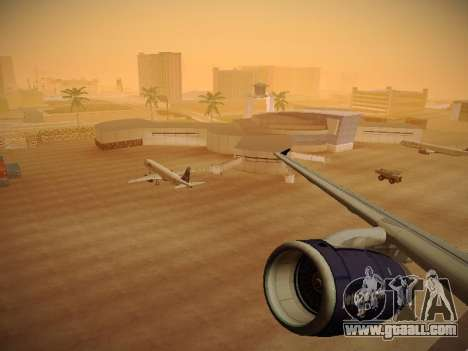 Airbus A321-232 jetBlue La vie en Blue for GTA San Andreas