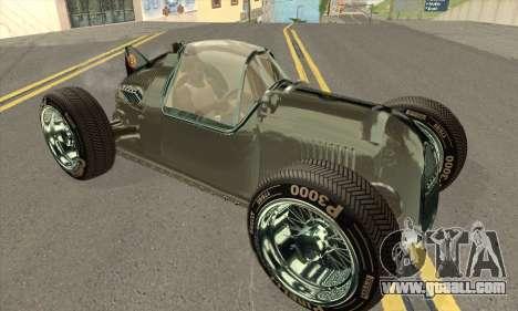 Audi Type C 1936 Buggy for GTA San Andreas