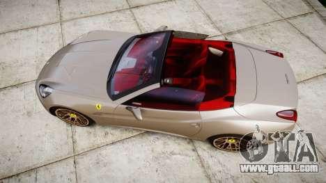 Ferrari California [EPM] for GTA 4 right view