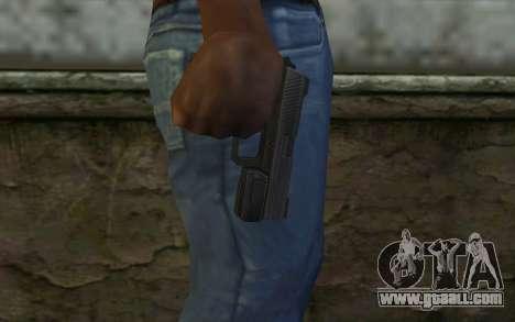 Pistol from Deadpool for GTA San Andreas third screenshot