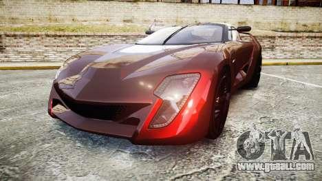 Bertone Mantide 2009 for GTA 4