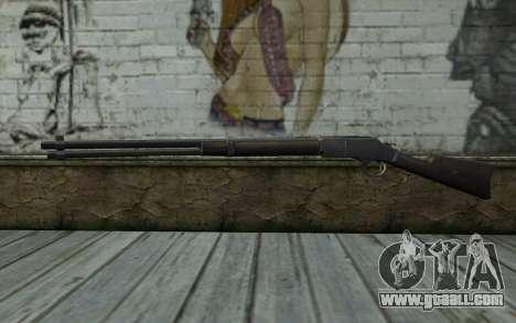 Winchester 1873 v3 for GTA San Andreas