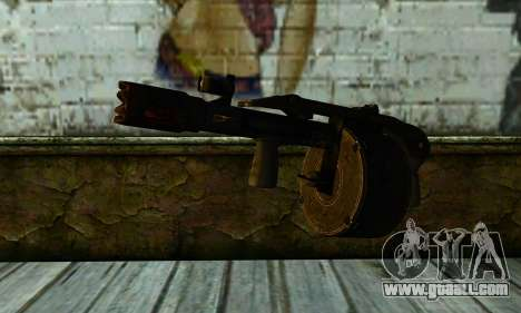 Shotgun from Gotham City Impostors v2 for GTA San Andreas