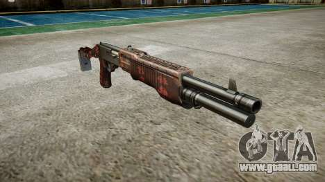 Ружьё Franchi SPAS-12 Art of War for GTA 4