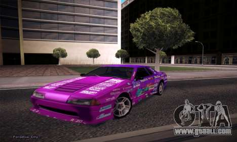 New Elegy for GTA San Andreas
