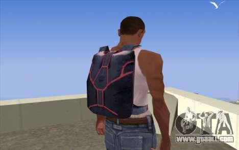 Parachute from Beta Version for GTA San Andreas third screenshot