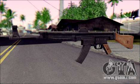 Machine (Death to Spies 3) for GTA San Andreas