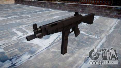 Gun Taurus MT-40 buttstock1 icon2 for GTA 4