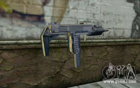 Uzi from Beta Version for GTA San Andreas second screenshot