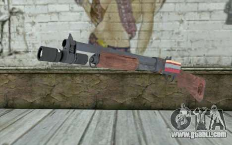 Shotgun from Primal Carnage v2 for GTA San Andreas