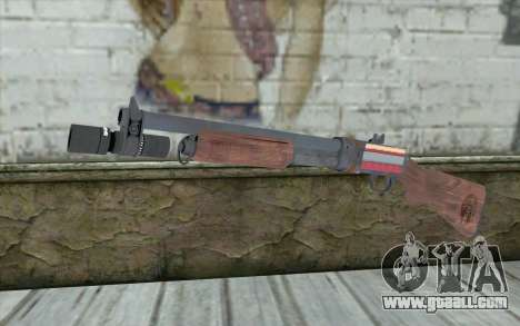 Shotgun from Primal Carnage v1 for GTA San Andreas