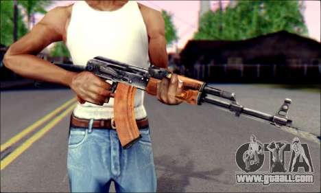 ACMs from ArmA 2 for GTA San Andreas third screenshot