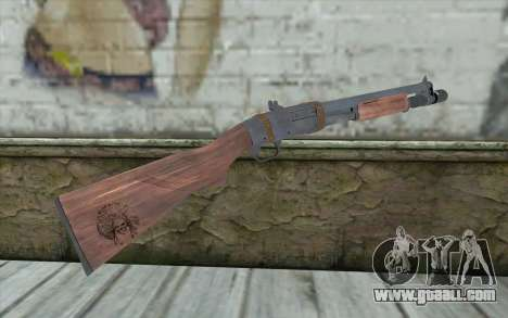 Shotgun from Primal Carnage v1 for GTA San Andreas second screenshot