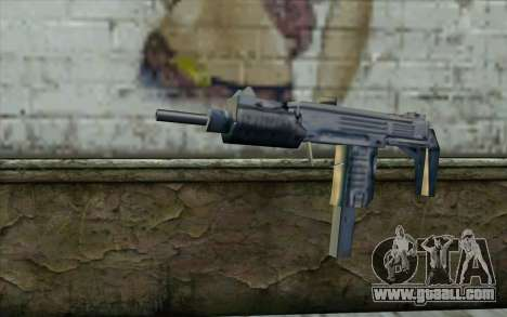 Uzi from Beta Version for GTA San Andreas