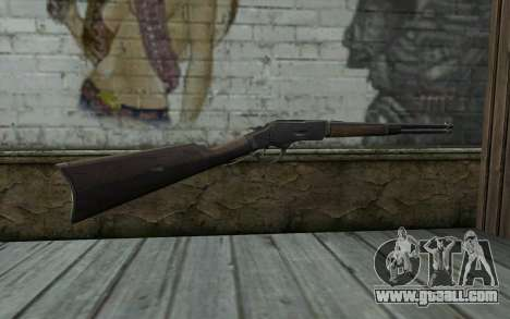 Winchester 1873 v3 for GTA San Andreas second screenshot