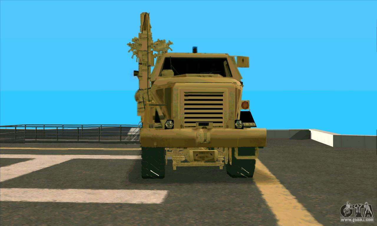 Vanity Light Gta : Bonecrusher Transformers 2 for GTA San Andreas