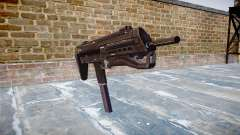 Submachine gun HK MP7