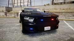 GTA V Bravado Buffalo LS Police [ELS] Slicktop