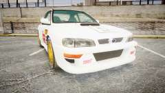 Subaru Impreza WRC 1998 SA Competio