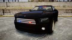GTA V Bravado FIB Buffalo [ELS]