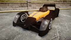 Caparo T1 for GTA 4