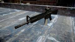 Rifle M16A4 ACOG target