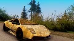 Lamborghini Murcielago Camo SV for GTA San Andreas