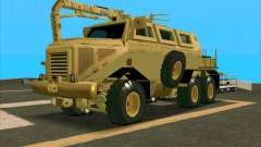 Bonecrusher Transformers 2 for GTA San Andreas