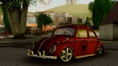 Volkswagen Fusca 1976 Rust Camber for GTA San Andreas