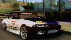 Nissan Skyline HCR32 for GTA San Andreas