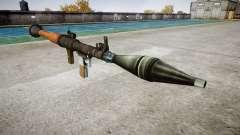 Handheld antitank grenade (RPG)