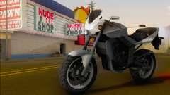 Vader from GTA 5 for GTA San Andreas
