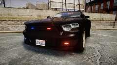 GTA V Bravado Buffalo Unmarked [ELS] Slicktop