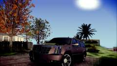 Cadillac Escalade Ninja for GTA San Andreas